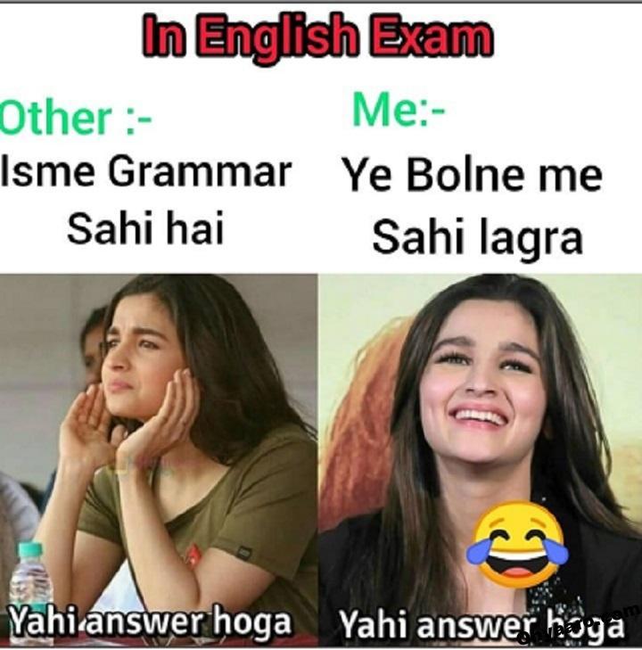 Alia Bhatt Funny Joke Images
