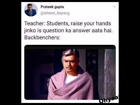 Student teacher memes