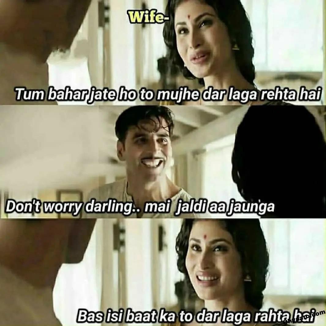 Akshay Kumare Funny Joke