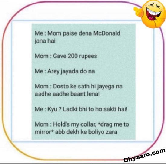 mother son jokes