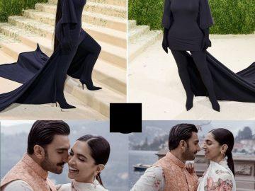 Ranveer and Deepika Memes
