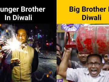 Funny Diwali Memes Image