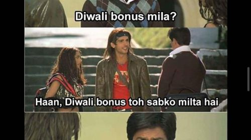 Funny Diwali Memes Picture