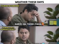 funny weather memes