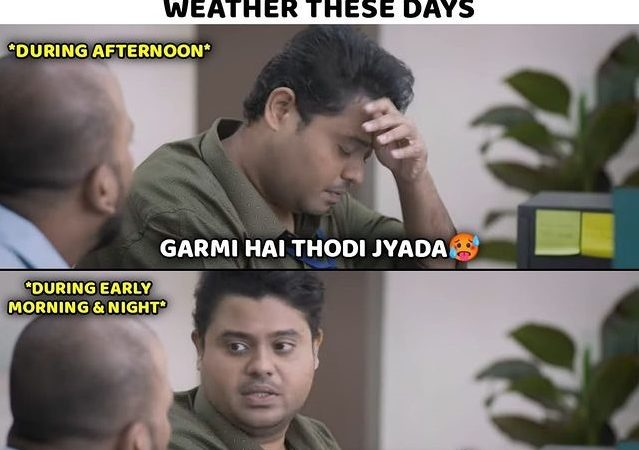 Funny Weather Memes Images
